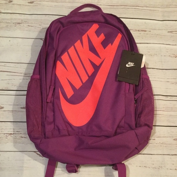 325d4349d5 NIKE BA5217 Purple HAYWARD FUTURA 2.0 Backpack NWT